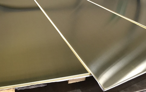 materiali ottone